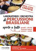 Laboratorio/Orchestra di Percussioni Brasiliane