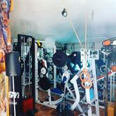 Personal trainer istruttore bodybuiling