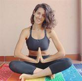 Insegnante hatha yoga - pilates - posturale