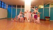 Corso di natural dance children (danza classica espressiva)