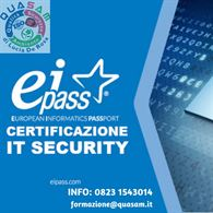 Corso Online EIPASS IT Security