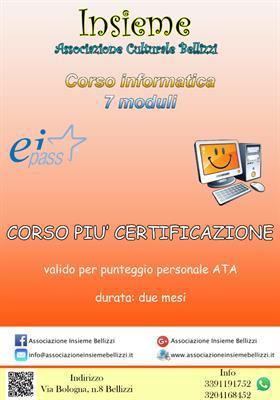 Corso Eipass 7 user