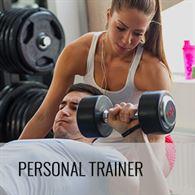 Personal Trainer - lezioni e programmi personalizzati