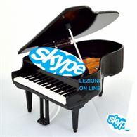 Lezioni di pianoforte on line (skype)