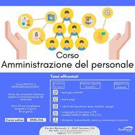 Amministrazione del Personale per gli operatori HR