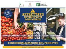 Percorso IFTS - Tecnico agricolo