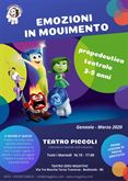 Propedeutica Teatrale Piccoli