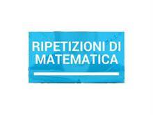 Ripetizioni Matematica per studenti universitari e liceali