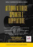 Attore e Attrice, Speaker e Doppiatore