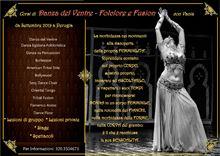 Corsi di Danza del Ventre (Orientale) a Perugia