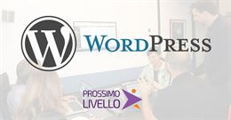 Corso Wordpress di Prossimo Livello Academy