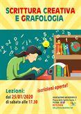 Scrittura Creativa e Grafologia