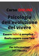 Psicologia dell'evoluzione del vivere