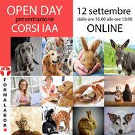 Open Day presentazione Corsi IAA