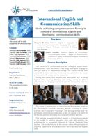 International English and Communication Skills