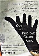 Corsi di Pianoforte, Organo e Canto