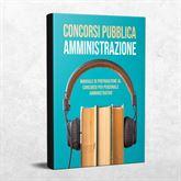 Ebook audio concorso per personale amministrativo