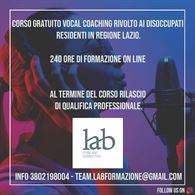 Corso gratuito Vocal Coaching