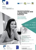 Work Experience per progettazione web e marketing digitale