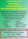 Lezioni Private - Ripetizioni - Torino & Dintorni