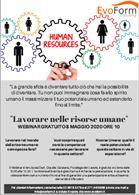 Webinar gratuito Lavorare nelle risorse umane