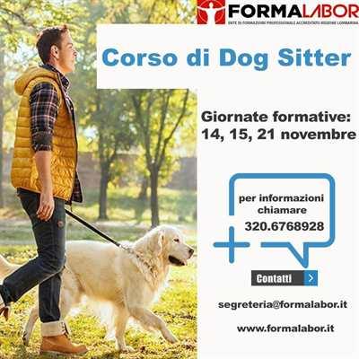 Corso di Dog Sitter