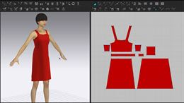 Docente di CLO 3D fashion design