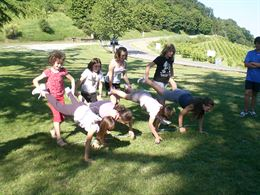English Camp - Corso di Inglese per Bambini