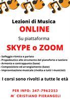 Lezioni online di Musica