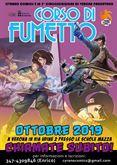 XXV° Corso di Fumetto e Manga a Verona – Cyrano Comics e 5