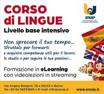 Corsi e-learning Inglese, Spagnolo, Russo